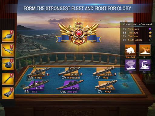 Battleship Empire WW2 Naval Battles and Warships 1.0.2 cheathackgameplayapk modresources generator 5