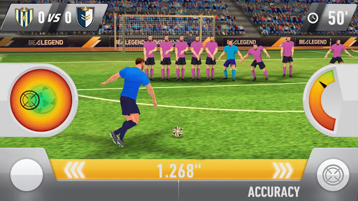 Be A Legend Soccer cheathackgameplayapk modresources generator 4