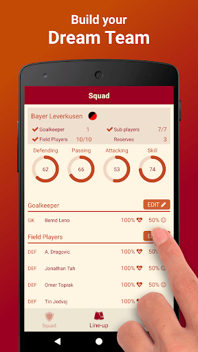 Be the Manager 2018 – Football Strategy 2.2.1 cheathackgameplayapk modresources generator 2