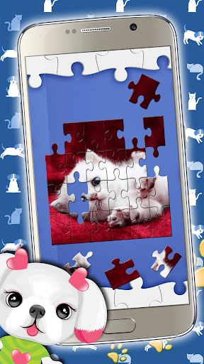 Beautiful Dogs and Cats Puzzle 1.2 cheathackgameplayapk modresources generator 3