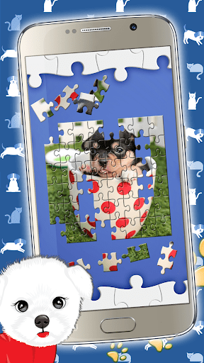 Beautiful Dogs and Cats Puzzle 1.2 cheathackgameplayapk modresources generator 4