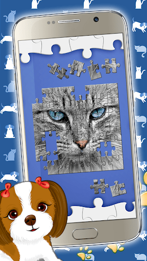 Beautiful Dogs and Cats Puzzle 1.2 cheathackgameplayapk modresources generator 5