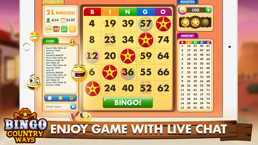 Bingo Country Ways Free Bingo Game Live Bingo cheathackgameplayapk modresources generator 4
