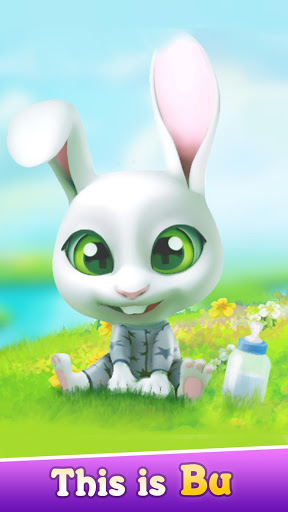 Bu the Baby Bunny – Cute pet care game 1.03 cheathackgameplayapk modresources generator 1