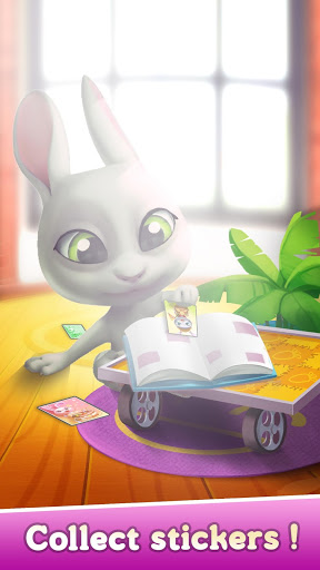 Bu the Baby Bunny – Cute pet care game 1.03 cheathackgameplayapk modresources generator 5