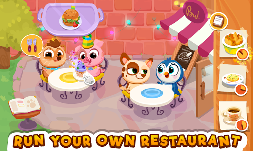 Bubbu Restaurant 1.02 cheathackgameplayapk modresources generator 1