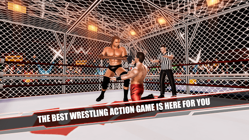 Cage Revolution Wrestling World Wrestling Game 1.3 cheathackgameplayapk modresources generator 1