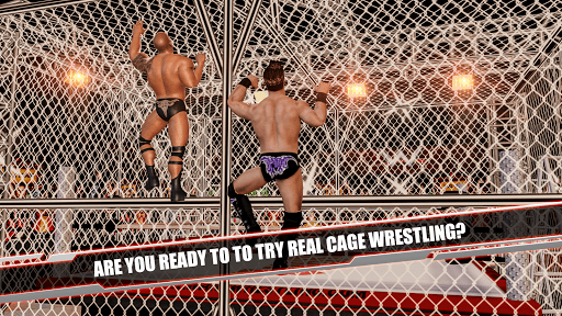 Cage Revolution Wrestling World Wrestling Game 1.3 cheathackgameplayapk modresources generator 4