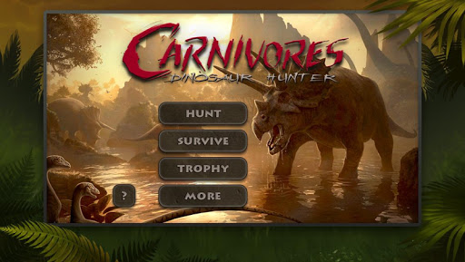 Carnivores Dinosaur Hunter HD cheathackgameplayapk modresources generator 1