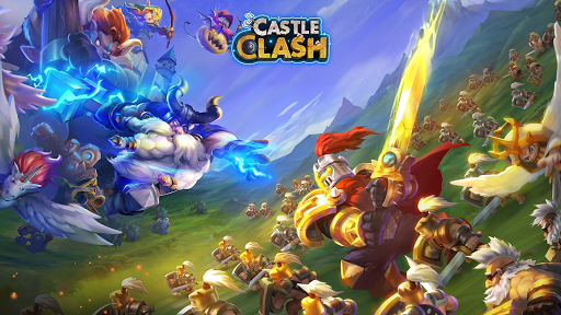 Castle Clash Heroes of the Empire US cheathackgameplayapk modresources generator 1
