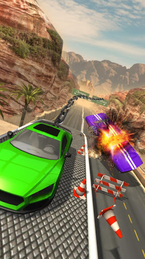 Chained Car Racing Games 3D cheathackgameplayapk modresources generator 1