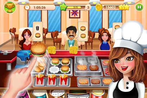 Cooking Talent – Restaurant fever 1.0.6 cheathackgameplayapk modresources generator 5