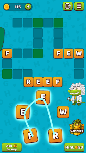 Crocword Crossword Puzzle Game cheathackgameplayapk modresources generator 3
