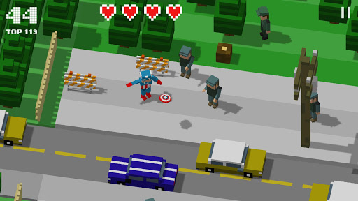 Crossy Heroes Avengers of Smashy City cheathackgameplayapk modresources generator 1