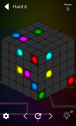 Cube Connect Connect the dots cheathackgameplayapk modresources generator 2