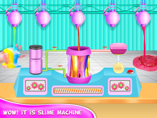 DIY Slime Maker Factory Jelly Making Game 1.0 cheathackgameplayapk modresources generator 2