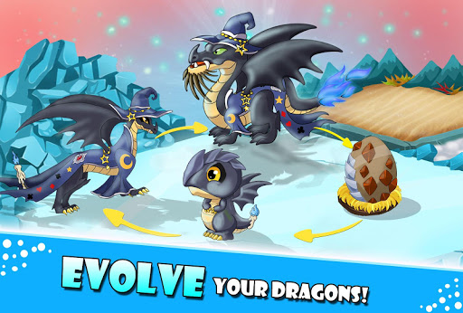 DRAGON VILLAGE -city sim mania cheathackgameplayapk modresources generator 5
