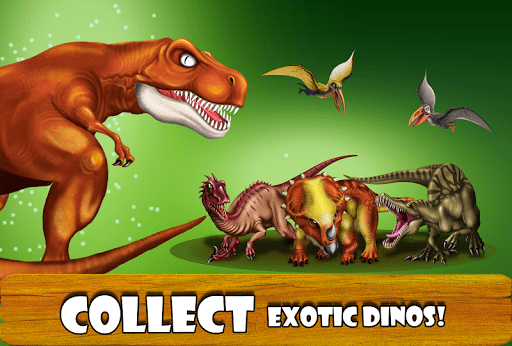 Dino Zoo cheathackgameplayapk modresources generator 2