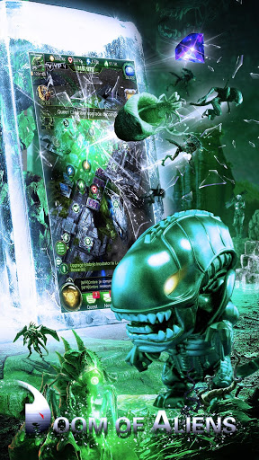Doom of Aliens 1.3.11 cheathackgameplayapk modresources generator 2