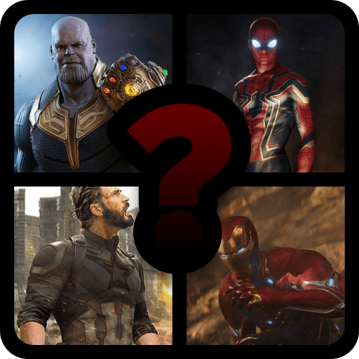 Download Avengers Infinity War: Guess the Marvel Hero 3 2 7z