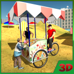 Download Beach Ice Cream Delivery 2018 Fun Simulator Game APK, APK MOD, Cheat