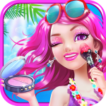 Download Makeup Salon – Beach Party  APK, APK MOD, Makeup Salon – Beach Party Cheat