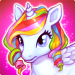 Download Run cute little pony race game APK, APK MOD, Cheat