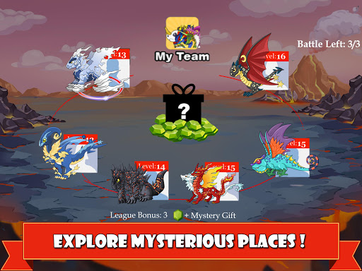 Dragon Battle cheathackgameplayapk modresources generator 4