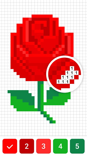 Draw.ly – Color by Number Pixel Art Coloring 1.0.8 cheathackgameplayapk modresources generator 3