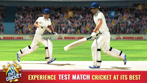 Epic Cricket – Best Cricket Simulator 3D Game cheathackgameplayapk modresources generator 3
