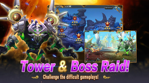 Download Fantasy Legend: War of Contract APK, APK MOD, Cheat | Game