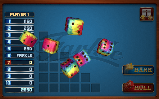 Farkle Dice Game cheathackgameplayapk modresources generator 4