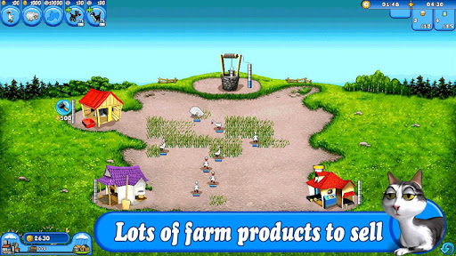 Farm Frenzy Free Time management game cheathackgameplayapk modresources generator 5