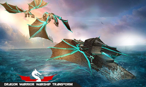 Flying Dragon Transformation Robot Battleship Game 1.2 cheathackgameplayapk modresources generator 2
