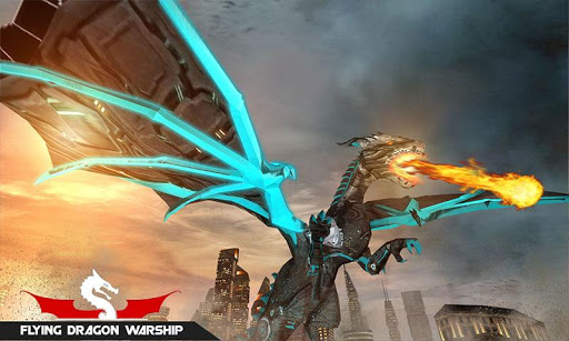 Flying Dragon Transformation Robot Battleship Game 1.2 cheathackgameplayapk modresources generator 5