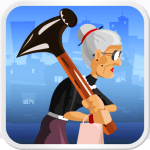 Free Download Angry Gran Best Free Game  APK, APK MOD, Angry Gran Best Free Game Cheat