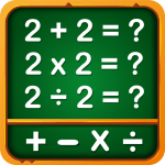 Free Download Math Games, Learn Add, Subtract, Multiply & Divide APK, APK MOD, Cheat