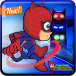 Free Download Pj Spider Masks Cat Boy 1.2.3 APK, APK MOD, Pj Spider Masks Cat Boy Cheat