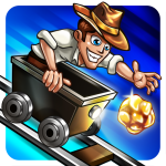 Free Download Rail Rush APK, APK MOD, Cheat