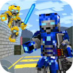 Free Download Rescue Robots Survival Games  APK, APK MOD, Rescue Robots Survival Games Cheat
