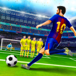 Free Download Shoot 2 Goal: World League 2018 Soccer Game APK, APK MOD, Cheat