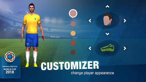 FreeKick Soccer 2018 cheathackgameplayapk modresources generator 5