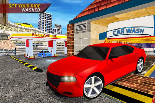 Gas Car Station Services Highway Car Driver 1.0 cheathackgameplayapk modresources generator 4