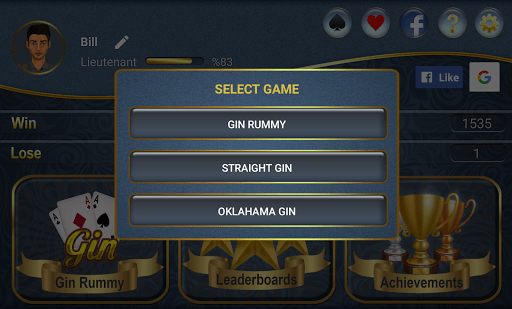 Gin Rummy cheathackgameplayapk modresources generator 3