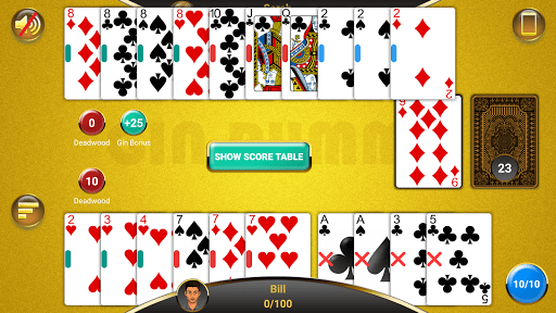 Gin Rummy cheathackgameplayapk modresources generator 5