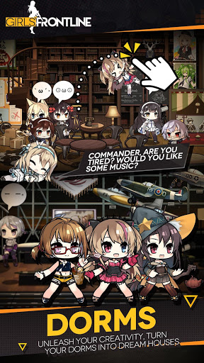 Girls Frontline 2.0081_206 cheathackgameplayapk modresources generator 4