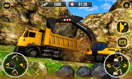 Heavy Excavator Crane – City Construction Sim 2017 cheathackgameplayapk modresources generator 5