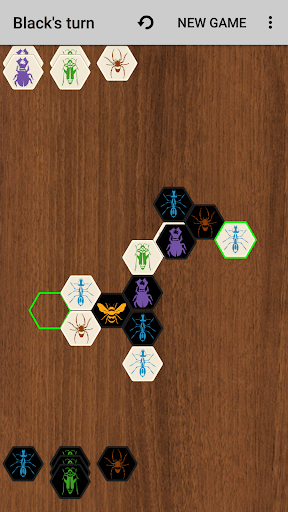 Hive with AI board game cheathackgameplayapk modresources generator 3