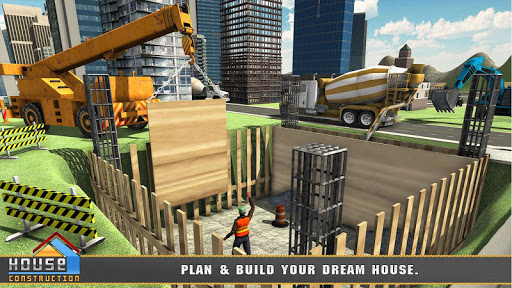 House Building Construction Games – City Builder 1.0.5 cheathackgameplayapk modresources generator 5