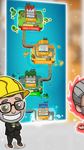 Idle Factory Tycoon 1.25.0 cheathackgameplayapk modresources generator 4